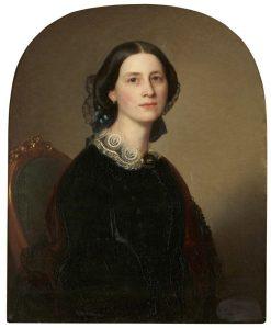 Charlotta av Ugglas | Gustaf Uno Troili | Oil Painting