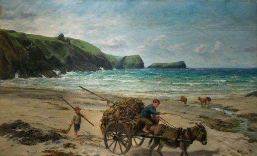 Carting for Farmer