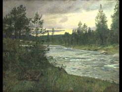 Sevilosen | Eilif Peterssen | Oil Painting