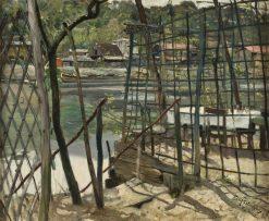 Landscape from Meudon