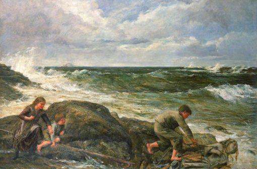 Catching a Mermaid | James Clarke Hook