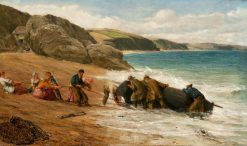 Coast Scene | James Clarke Hook