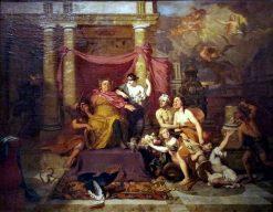 The Judgement of Foolishness | Gerard de Lairesse | Oil Painting