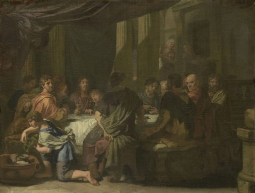 The Last Supper | Gerard de Lairesse | Oil Painting