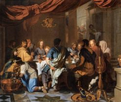 The Institution of the Eucharist | Gerard de Lairesse | Oil Painting