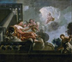 Religio Favours Abondantia | Gerard de Lairesse | Oil Painting