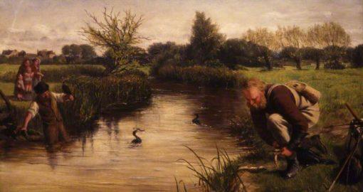 Fishing by Proxy | James Clarke Hook