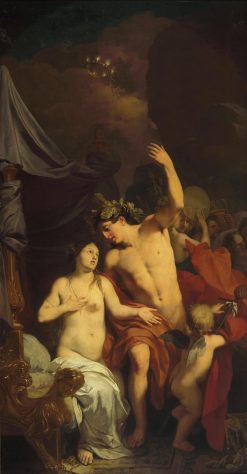 Bacchus and Ariadne | Gerard de Lairesse | Oil Painting