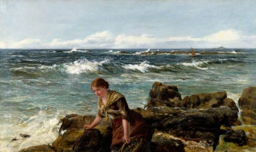 Gathering Limpets | James Clarke Hook