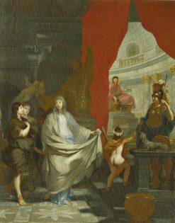 The Temple of Honor | Gerard de Lairesse | Oil Painting