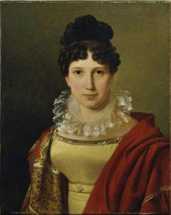 Catharina Freifrau von Koudelka | Ferdinand Georg Waldmuller | Oil Painting