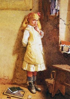 In the Corner | Carlton Alfred Smith | Oil Painting