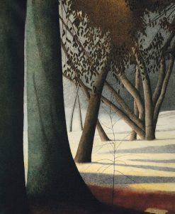 A Forest | Leon Spilliaert | Oil Painting