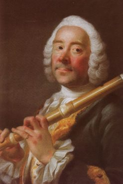 Portrait of Jakob Friedrich Kleinknecht