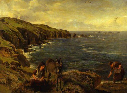 Sea Daisies | James Clarke Hook