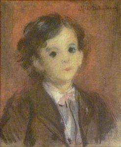 Portrait of Edmond