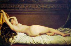 Nude   Vito DAncona   Oil Painting