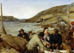 Sailors Wedding | James Clarke Hook