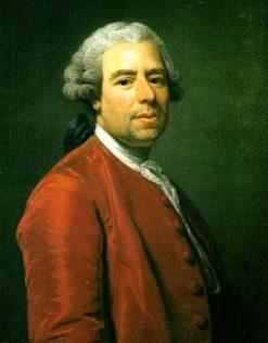 Portrait of Johan Pasch