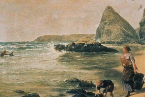Sea Earnings   James Clarke Hook