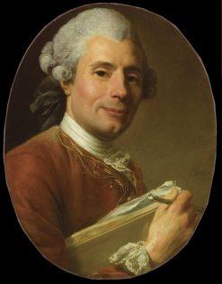 Painter Joseph-Marie Vien | Alexander Roslin | Oil Painting
