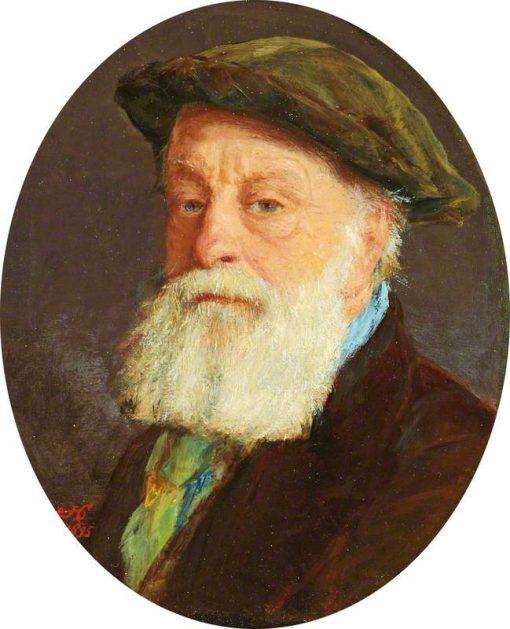 Self Portrait | James Clarke Hook