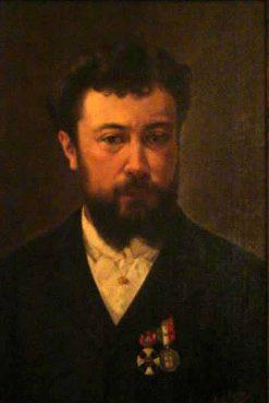 Portrait of Giuseppe Giuliano | Angelo DAgata | Oil Painting