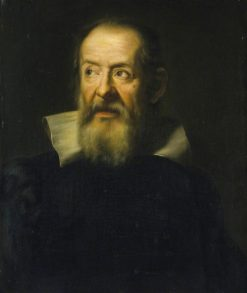 Galileo Galilei | Nicolo Cecconi | Oil Painting
