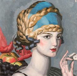 Pomone | Jean Dupas | Oil Painting