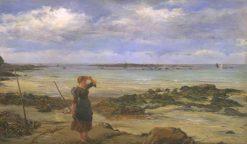 The Seaweed Raker | James Clarke Hook