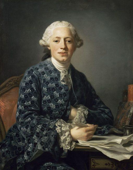 Baron Thure Leonard Klinkowström | Alexander Roslin | Oil Painting
