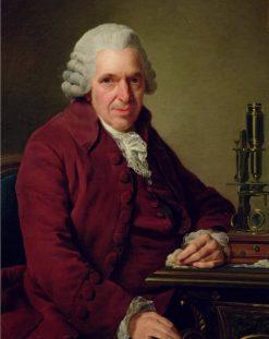 Louis Jean-Marie Daubenton | Alexander Roslin | Oil Painting