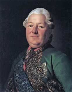 Portrait of Vasily Dolgorukov-Krymsky