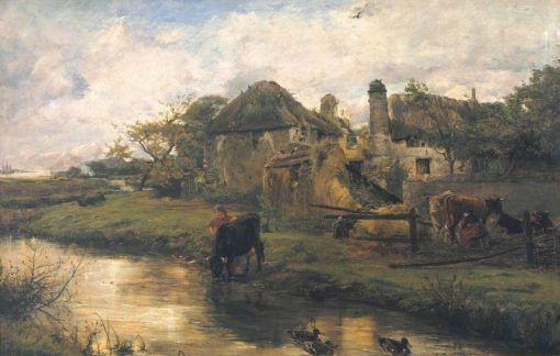 The Stream | James Clarke Hook