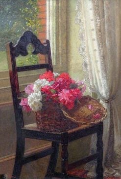 Rhododendrons | Jessica Hayllar | Oil Painting