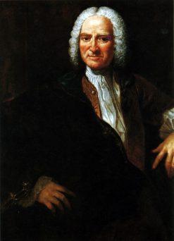Paul Heinrich Dietrich Baron dHolbach | Alexander Roslin | Oil Painting