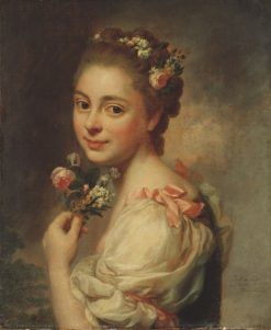 Portrait of the Artists Wife Marie Suzanne