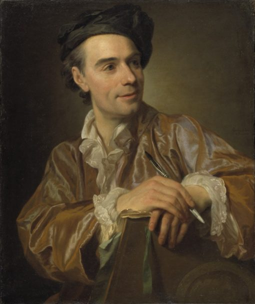 French Painter Claude Joseph Vernet | Alexander Roslin | Oil Painting