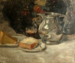 Bread and Cheese | Frederick William Jackson | Oil Painting