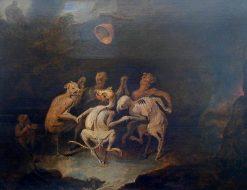 La ronde des Farfadets | David Ryckaert III | Oil Painting