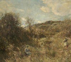 Early Spring   Frederick William Jackson   Oil Painting