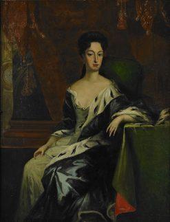Portrait of Princess Hedvig Sofia of Sweden