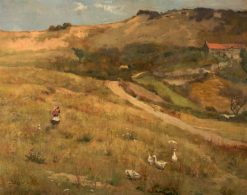 In Summer Time | Frederick William Jackson | Oil Painting