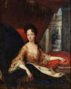 Queen Ulrika Eleonora | David von Krafft | Oil Painting