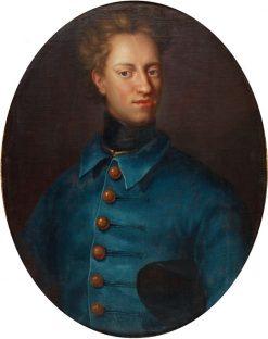 King Karl XII of Sweden | David von Krafft | Oil Painting