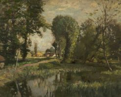 Landscape | Frederick William Jackson | Oil Painting
