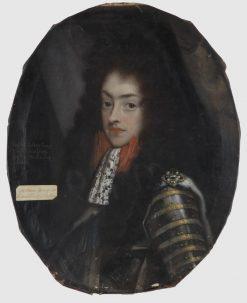 Johan Georg IV | David von Krafft | Oil Painting