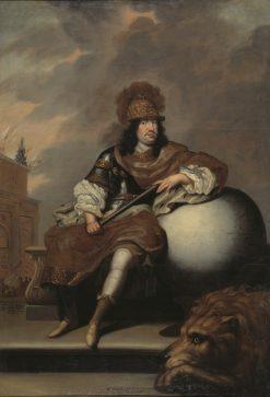 King Karl X Gustav | David von Krafft | Oil Painting
