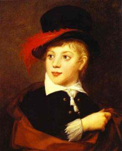 Portrait of Count Alexander Stroganoff | Jean Laurent Mosnier | Oil Painting
