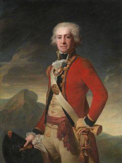 Captain and Lieutenant-Colonel Francis Richardson